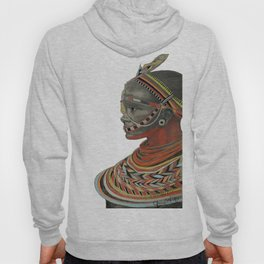 The Red Beads Hoody