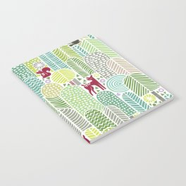 Welcome to the forest! Notebook