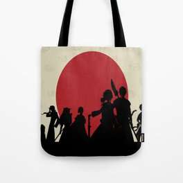 Yona of the Dawn Minimalist Tote Bag