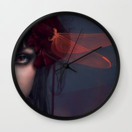 Childless mother Wall Clock