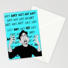 Art Meme  Stationery Cards