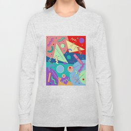 Memphis #55 Long Sleeve T-shirt