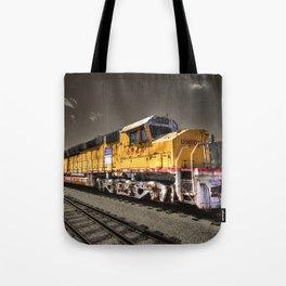 Union Pacific Centennial Tote Bag