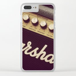 Marshall Clear iPhone Case