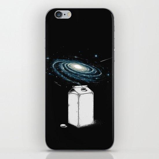 Milky Galaxy iPhone & iPod Skin