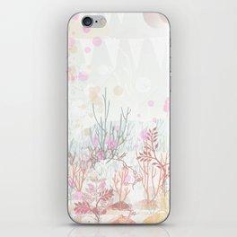 Dancing wonderland iPhone Skin