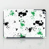 splatter iPad Cases featuring Splatter by Inphocus Photography