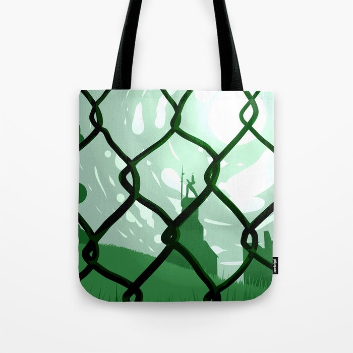 Across. Tote Bag