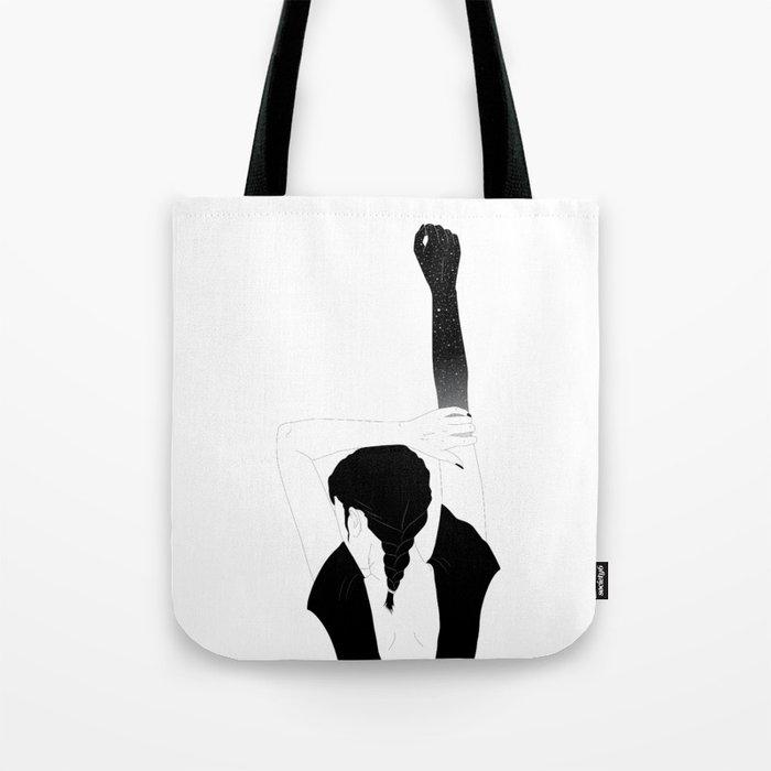 Numbness Tote Bag
