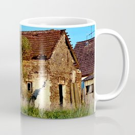 Abandoned Country Barn Coffee Mug
