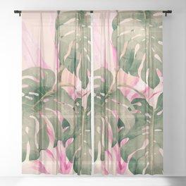 Tropicana 02 Sheer Curtain