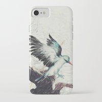 flight iPhone & iPod Cases featuring Flight by ChrisRIllustrations