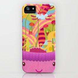 Mrs P iPhone Case