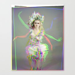 Recyclable Fasion Canvas Print