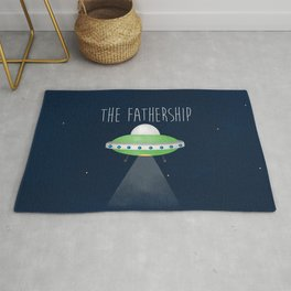 The Fathership Rug