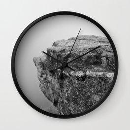 Dogface Rock Wall Clock