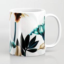 Abstract tropical nature painting I Coffee Mug
