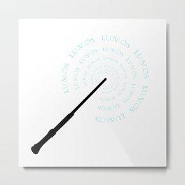 Lumos Metal Print