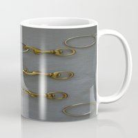 heavy metal Mugs featuring Heavy Metal by TLCGATOR