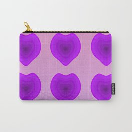 Purple Hearts Carry-All Pouch