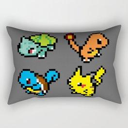 First Gen Starters  Rectangular Pillow
