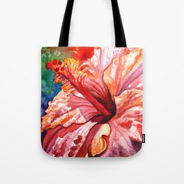 Tropical Hibiscus 2 Tote Bag