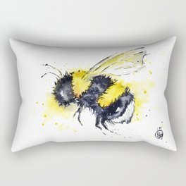 Bumble Bee - Buzz Rectangular Pillow