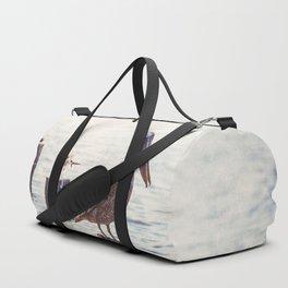 Gulf Coast Peace Duffle Bag