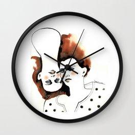 Siamese Dream Wall Clock