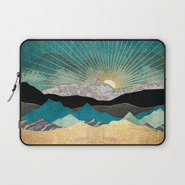 Peacock Vista Laptop Sleeve