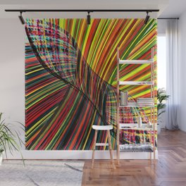 Time loop Wall Mural