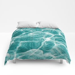 Deep with Bright Comforters
