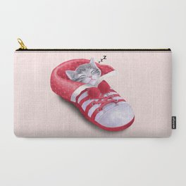 Cat in the Shoe Carry-All Pouch