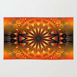 Fire Spirit Rug