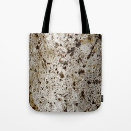 Savaged Metal Tote Bag