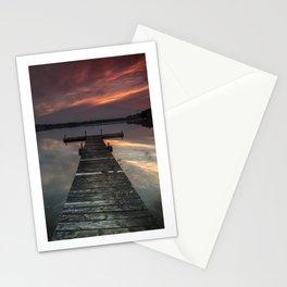 Moon Lake Stationery Cards