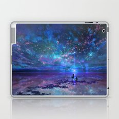 Ocean, Stars, Sky, and You Laptop & iPad Skin
