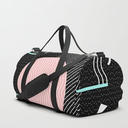 Memphis Summer Night Duffle Bag