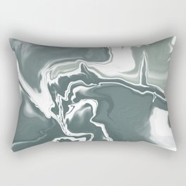Ink #3 Rectangular Pillow