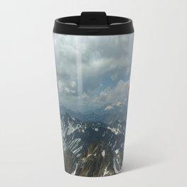 French Alps (3) Travel Mug