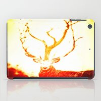 stag iPad Cases featuring STAG by Chrisb Marquez