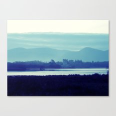 Ireland Blue Canvas Print
