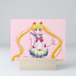 Sailor Moon Crystal 1-2 Dotted Mini Art Print