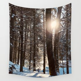 Hope is rising. Wall Tapestry