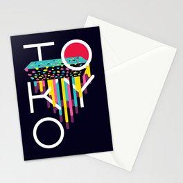 Tokyo - Japan Stationery Cards