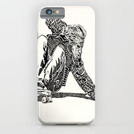 Jay Adams iPhone Case