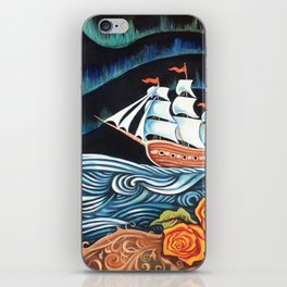 High Seas iPhone Skin