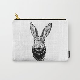 Animal Bandits - Bunny Carry-All Pouch