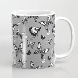 Butterflies in Flight Coffee Mug