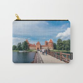 Trakai Island Castle Carry-All Pouch
